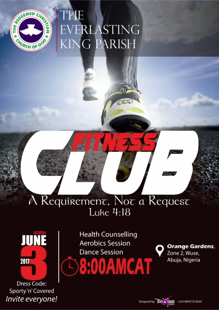 TEK-P Fitness Club is here again!!